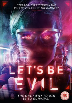 LET'S BE EVIL Film
