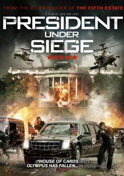 PRESIDENT UNDER SIEGE Film