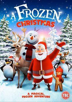 A Frozen Christmas Film